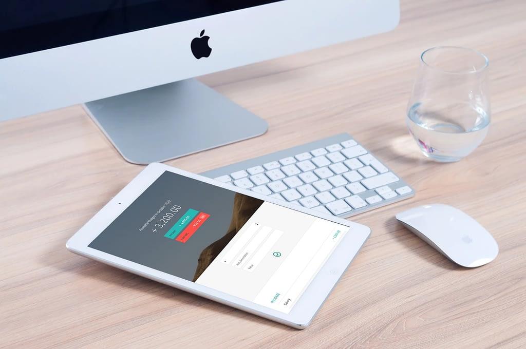 website laten maken budget software tablet