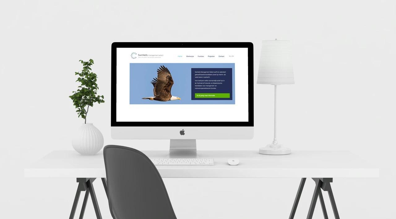 Website swinkels management select